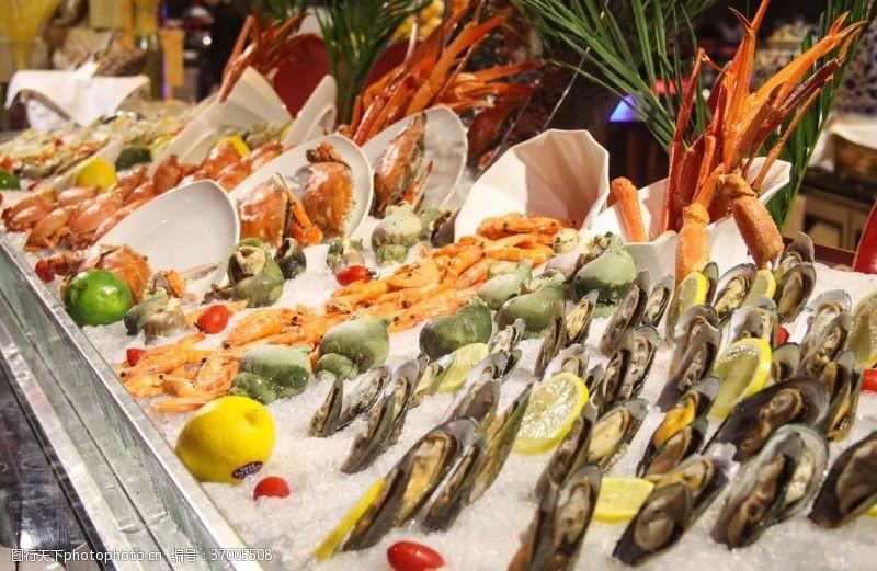 海鲜大餐海鲜自助