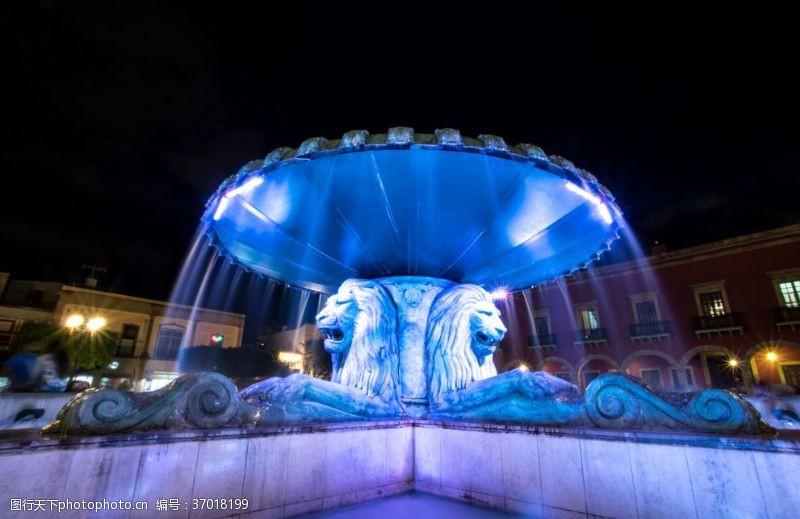 欧式喷泉喷泉涌泉