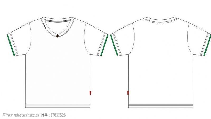 t恤logo矢量T恤衫