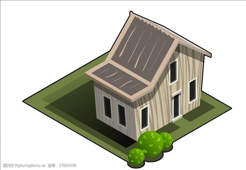 小矮楼农房