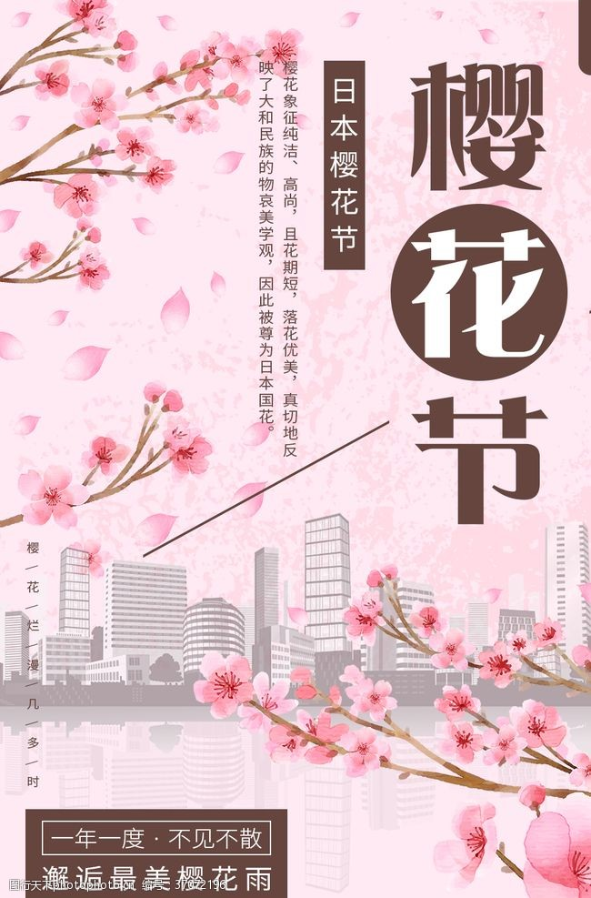 最美樱花节樱花节