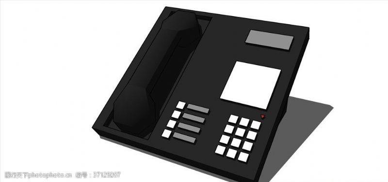 电器模型电话