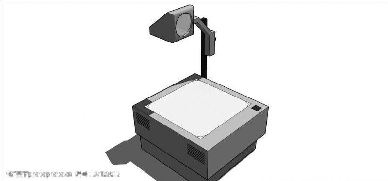 电器模型投影仪扫描仪