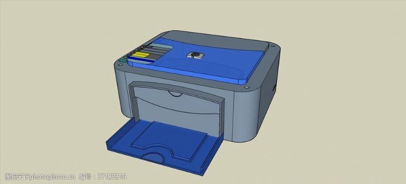电器模型打印机