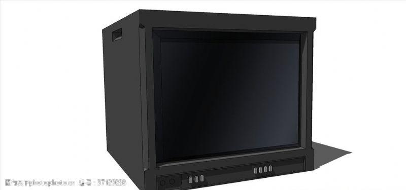电器模型电视机模型