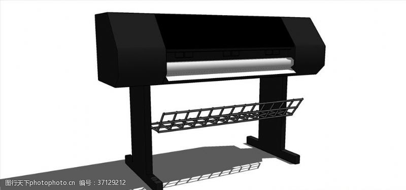 电器模型刻字机