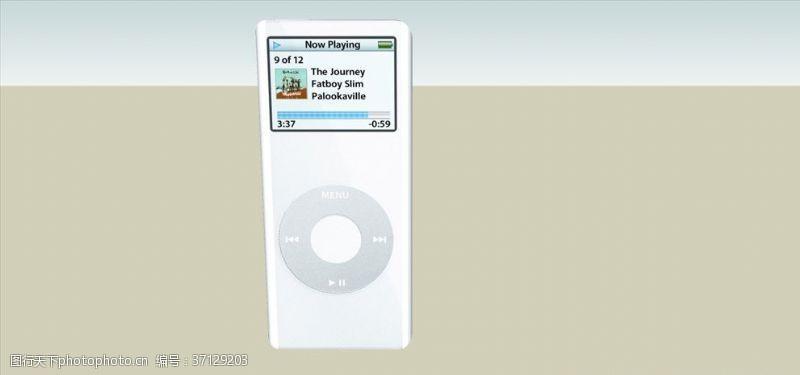 电器模型MP3播放器
