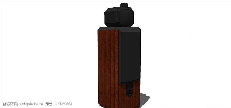 电器模型音箱音响模型