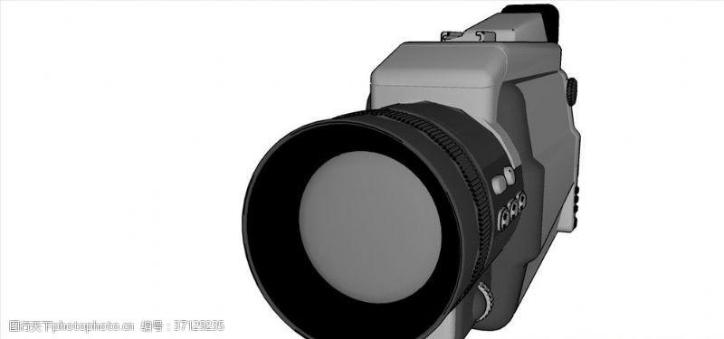 电器模型照相机摄像机模型