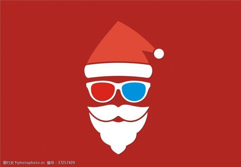 圣诞老人看3d电影