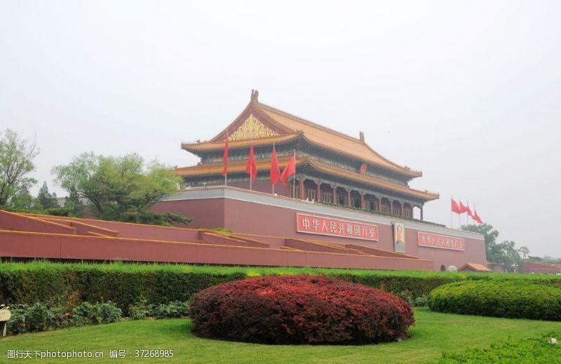 北京天安门风景4K壁纸