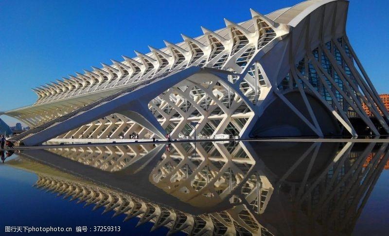 独特的现代建筑