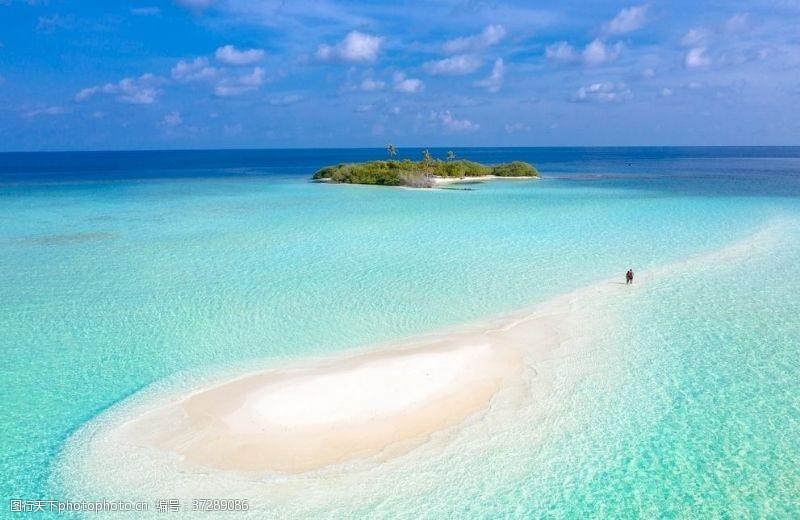 马尔代夫沙滩马代