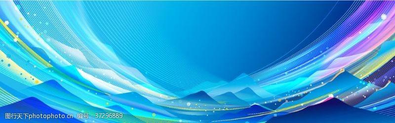 冬季运动千里江山图