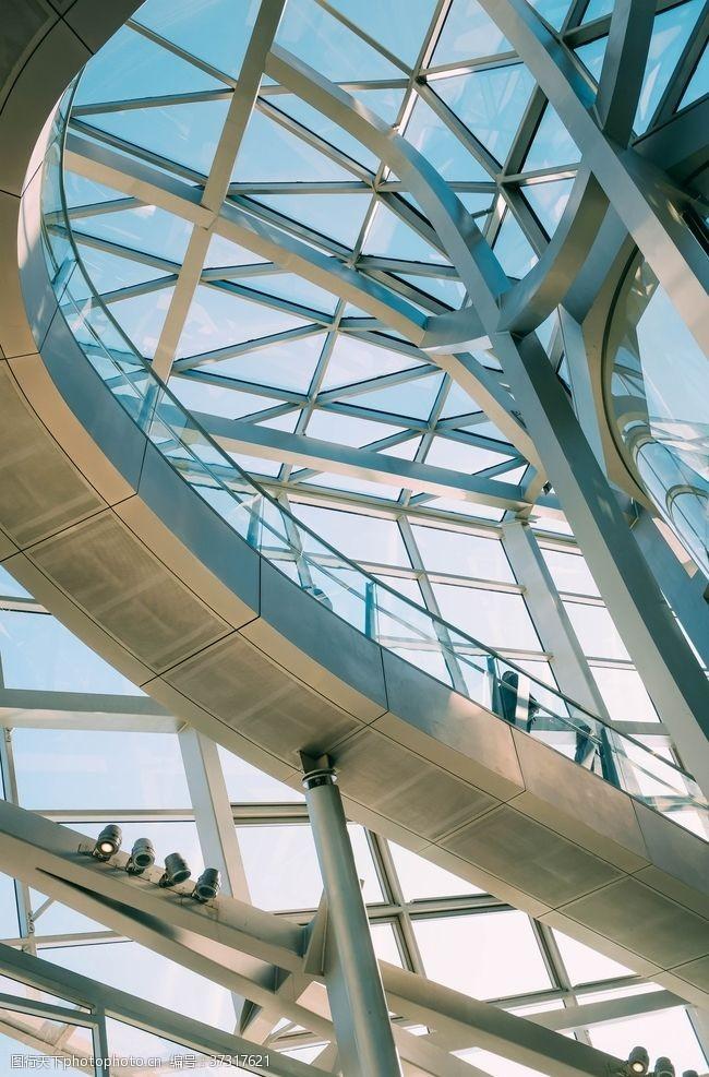 独特的现代建筑唯美