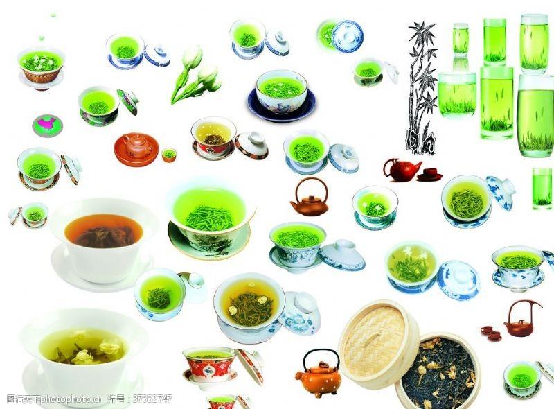 茶壶素材茶的素材