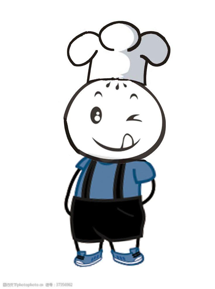 厨师卡通人物厨师卡通人物