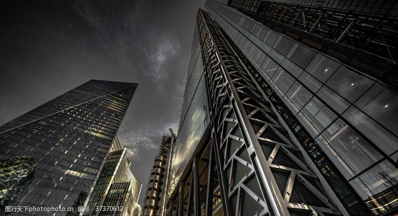 外形城市建筑