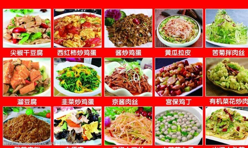 菜单设计菜谱菜牌