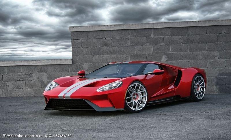 gt福特跑车GT