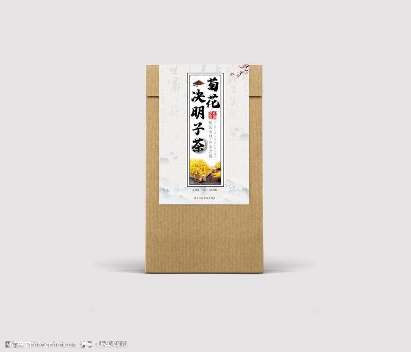 茶设计中式茶叶包装