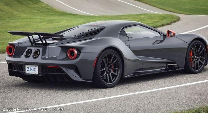 gt福特GT跑车
