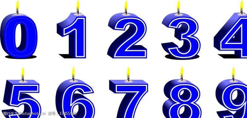 周年数字号码