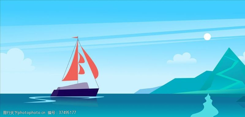 导航仪航海旅行