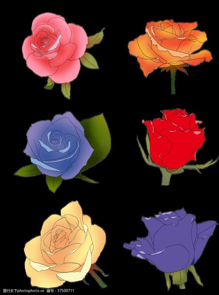 茶设计玫瑰