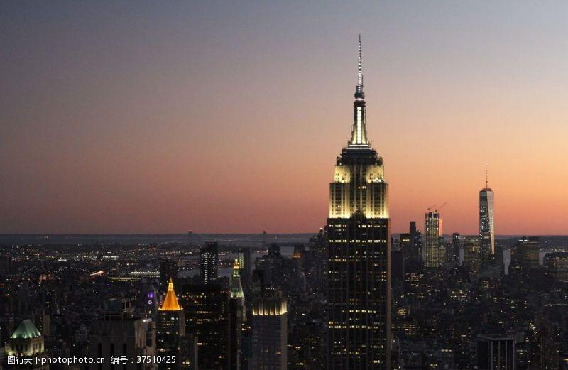 大图纽约夜景