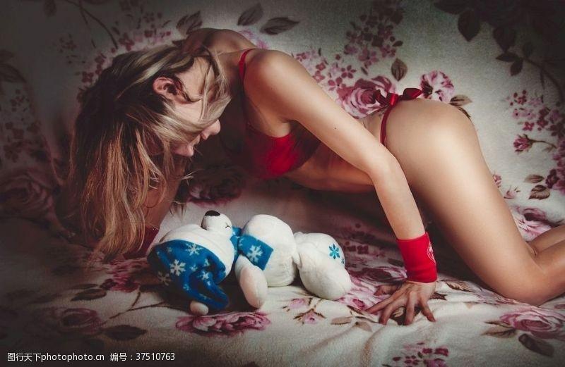 国外美女性感美女