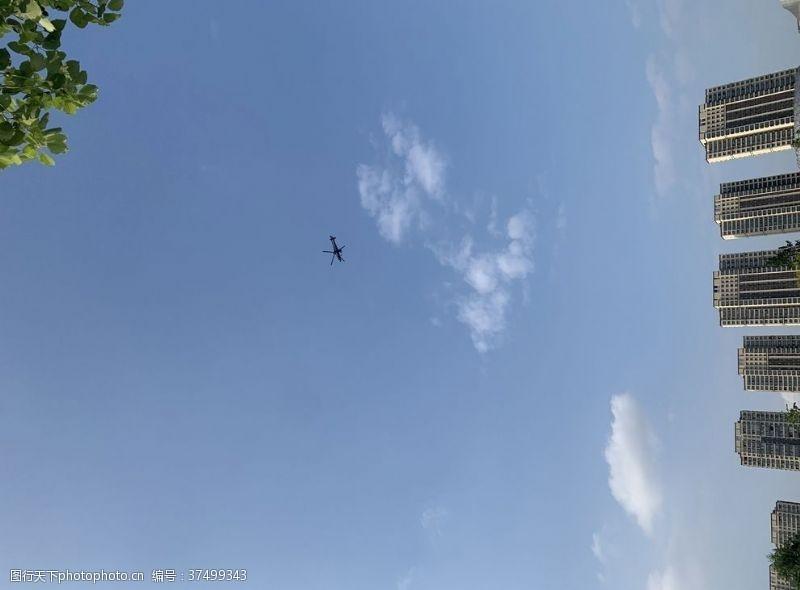 飞机直升机
