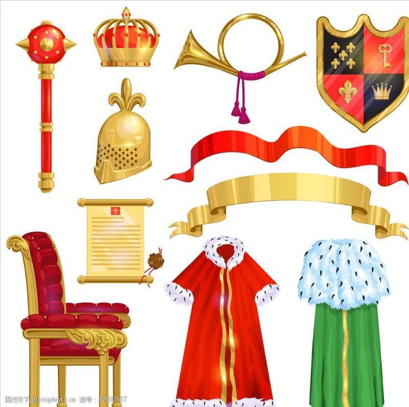 动漫玩偶皇室贵族