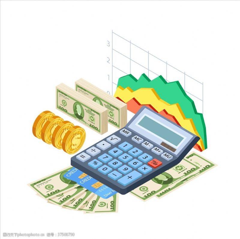 银行素材金融理财