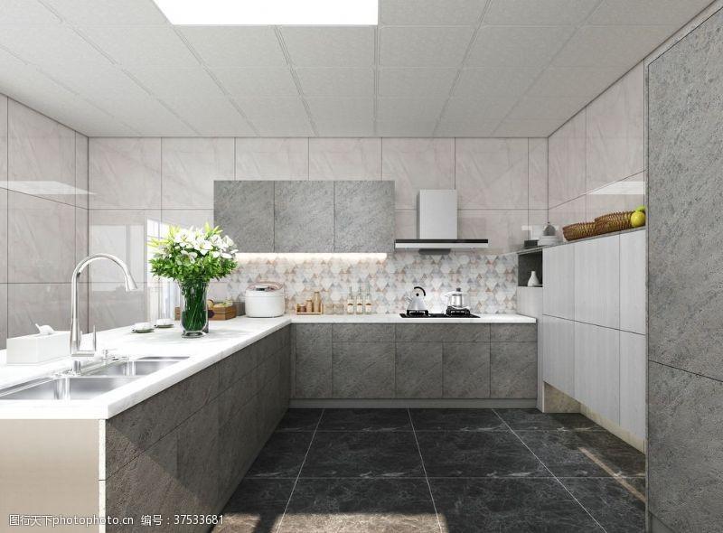 板式家居厨房