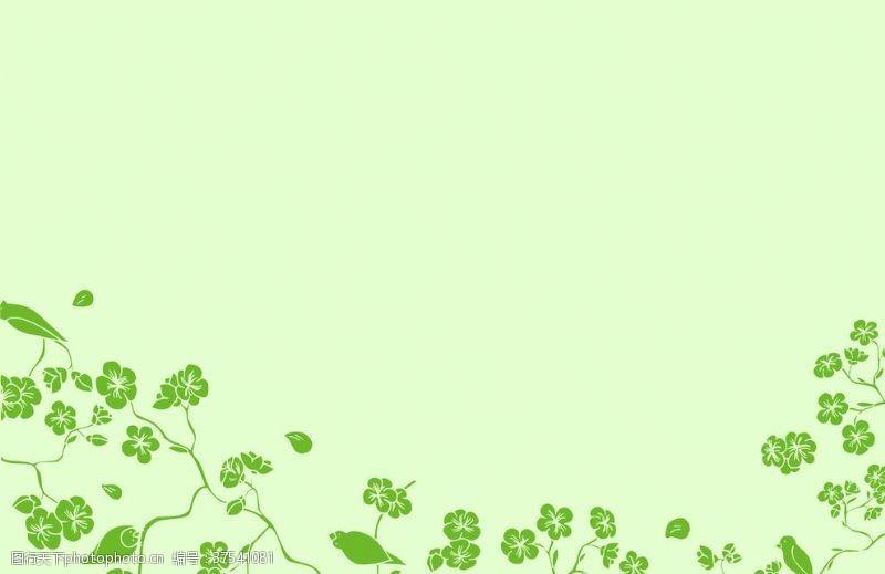 春季背景背景素材