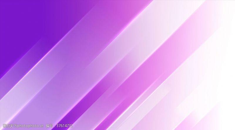 淡紫色背景紫色几何