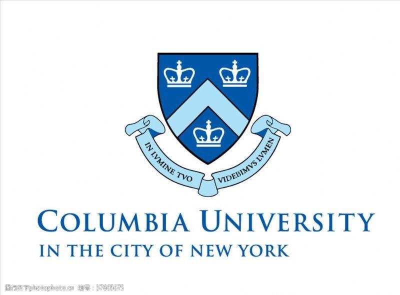 私立大学哥伦比亚大学校徽LOGO