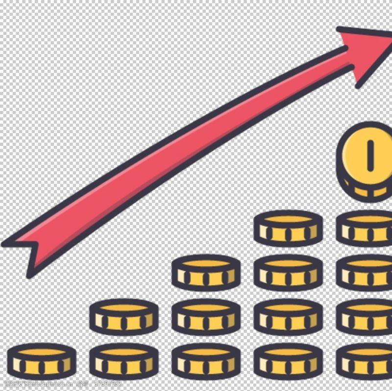 网站标签金钱财富图标