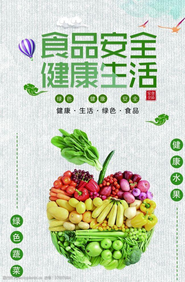 食品安全防范食品安全健康生活