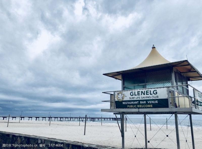 beach澳大利亚阿德莱德海滩