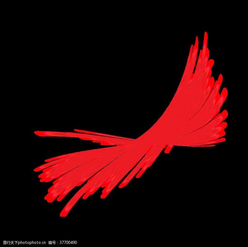 红丝带素材
