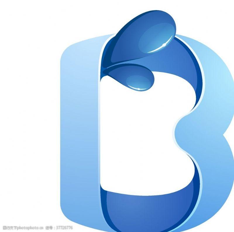 3d字母创意立体字母