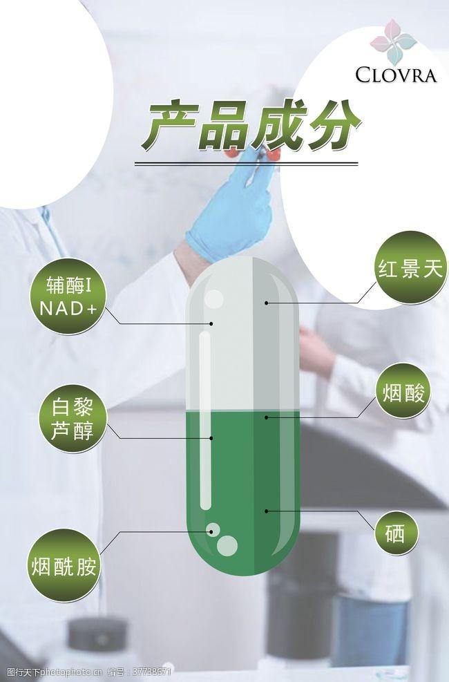 药品海报保健品海报