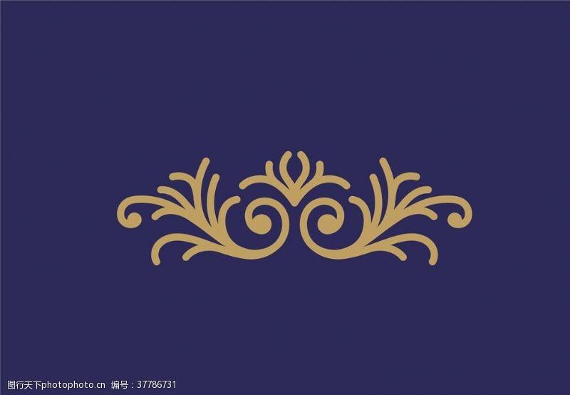 欧式花纹底纹欧式花纹花边