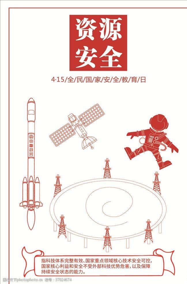 太空资源安全