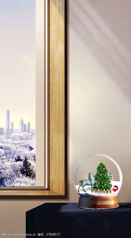 广告设计圣诞节