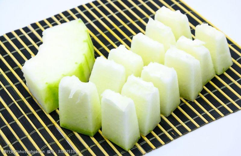绿色食品冬瓜