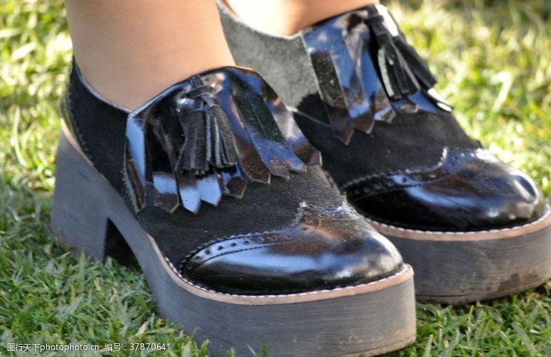 其他模板厚底鞋