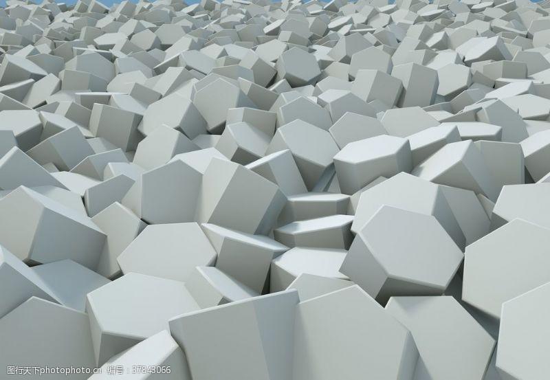 多边形设计立体多边形